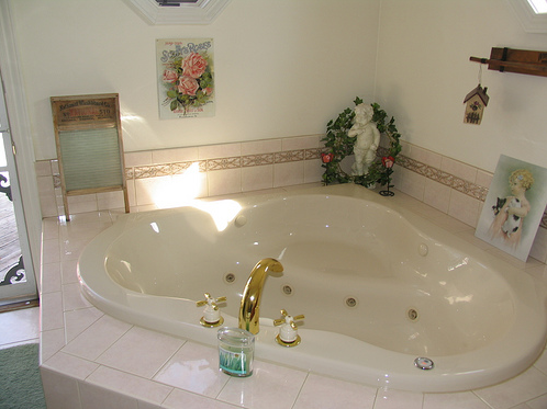 Can You Use Bubble Bath In Jetted Tub
