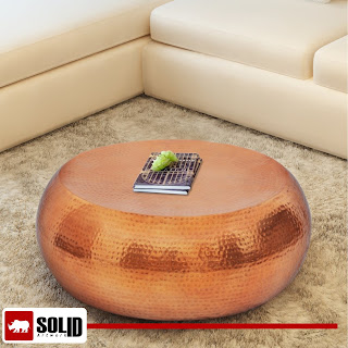 DRUM-COFFEE-TABLE