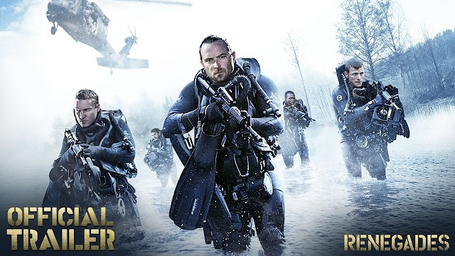 Review Movie : Renegades (2017)