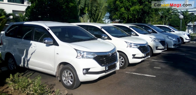 Toyota Avanza Palembang 2017