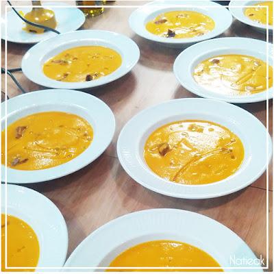 Soupe de potiron - recette facile