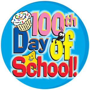 EOCCS Technology Blog: Happy 100th Day of School (300 x 300 Pixel)