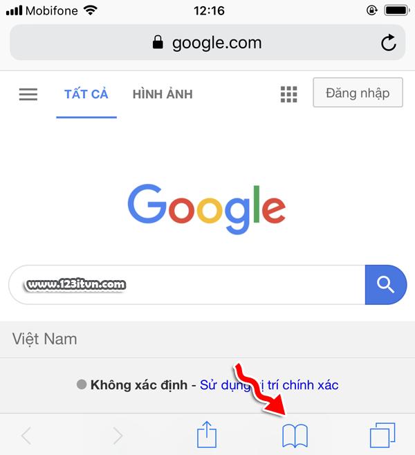 Cách xóa dữ liệu duyệt web trên trình duyệt