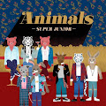 Lirik Lagu Super Junior - Animals