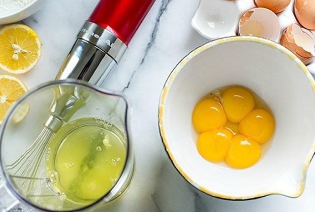 blackheads, egg lemon mask
