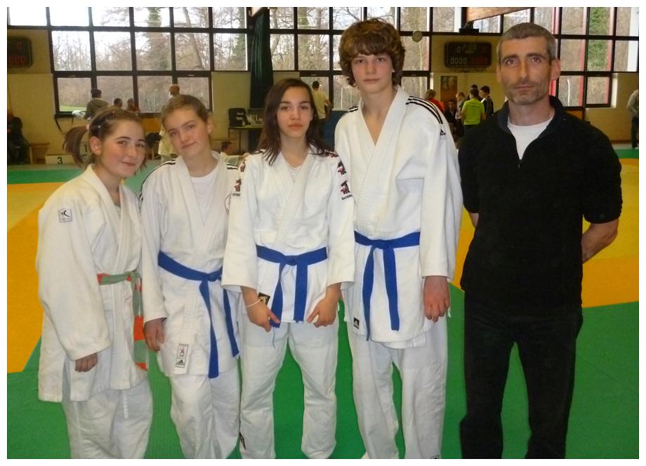 club judo haguenau