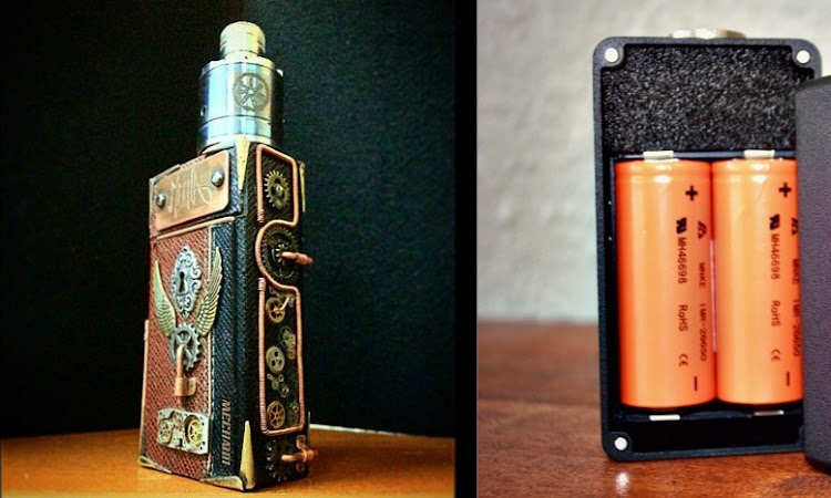 Apa itu Box Mechanical Mod Vaporizer?