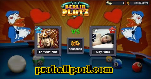 loord ayman My girlfriend 😍 or is she? 💔😭 | 8 ball pool by miniclip