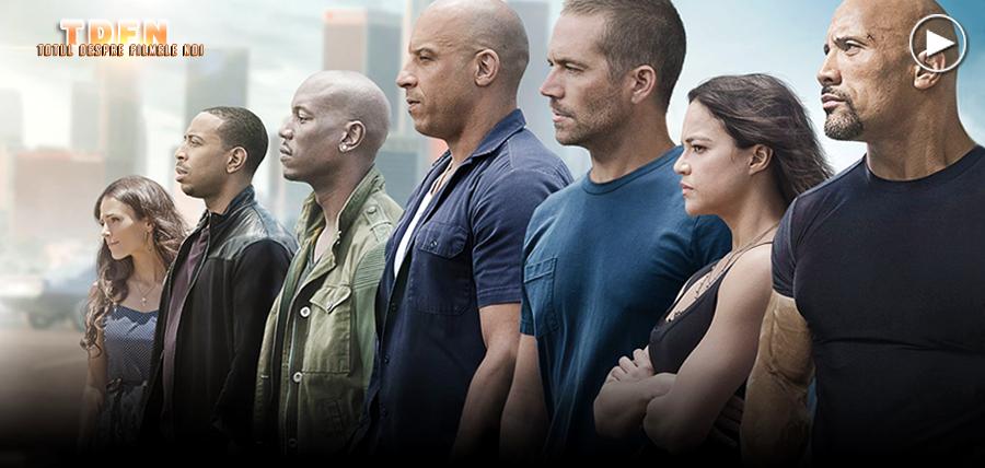 Furious 7: Cel epic trailer al filmului de acţiune în viteză
