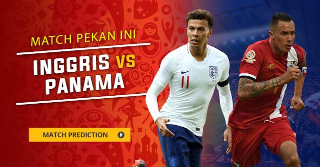 Prediksi Inggris Vs Panama Malam Ini 24 Juni 2018