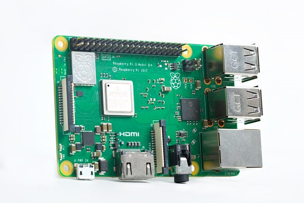 Raspberry Pi 3 Model B+ launched with 1.4GHz processor and 300Mbps Ethernet