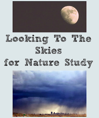 Looking To The Skies for Nature Study on The Homeschool Post - from Homeschool Coffee Break @ kympossibleblog.blogspot.com  - Full article at @hsbapost.com