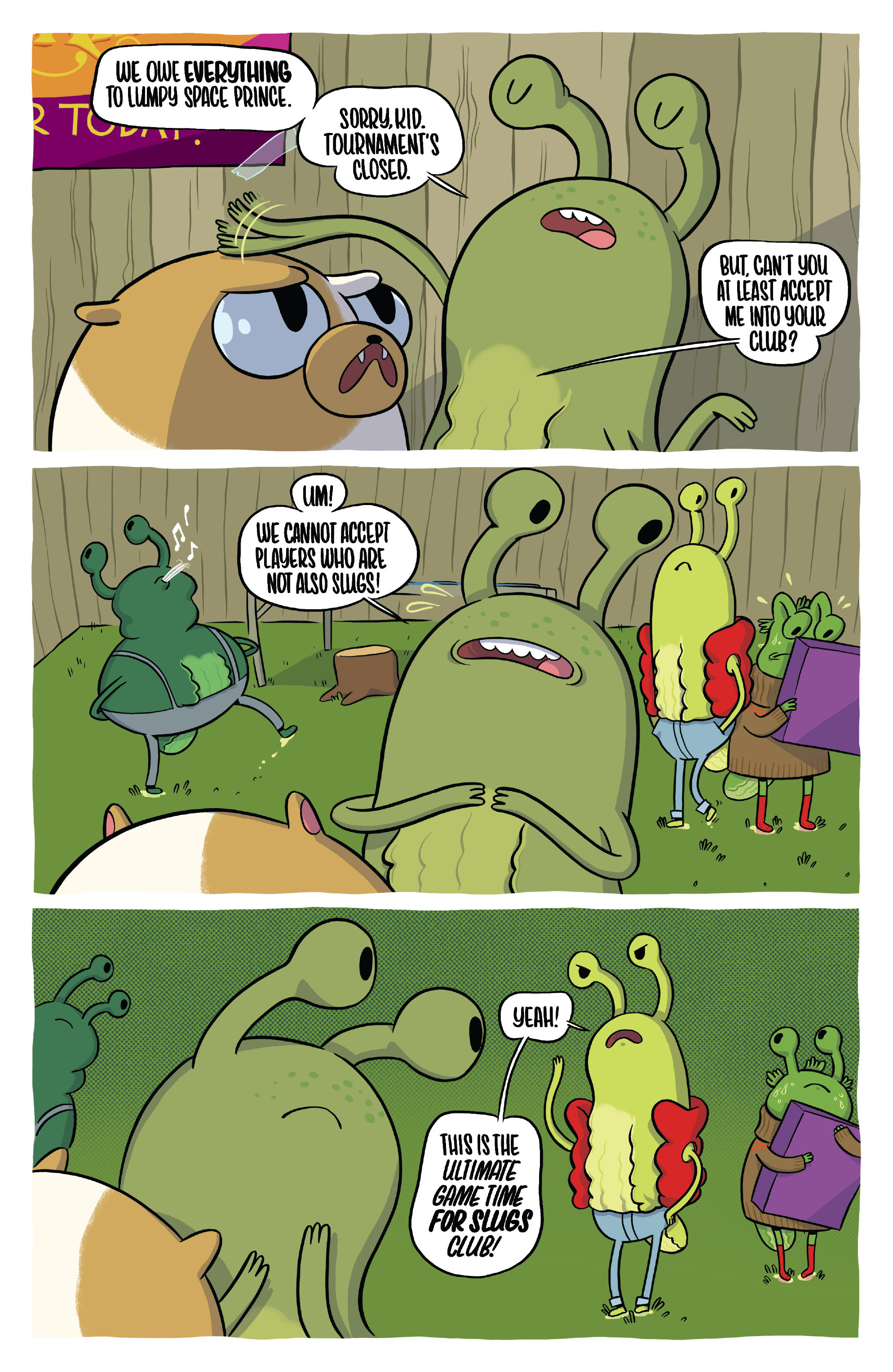 Read online Adventure Time Fionna and Cake Card Wars comic -  Issue #1 - 18