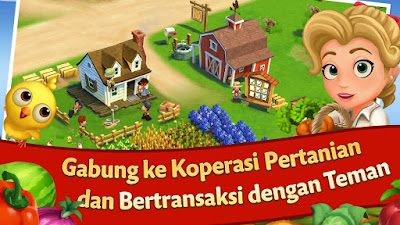 Screenshot FarmVille 2 Country Escape