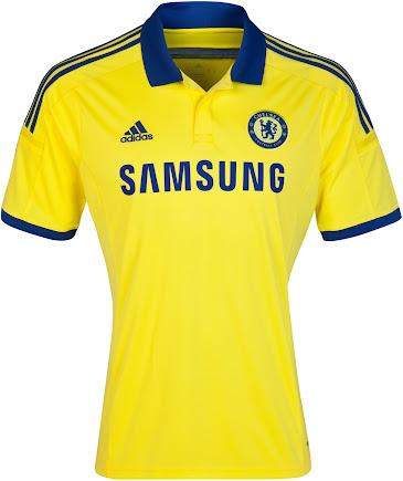 6e44eb7c7 Chelsea 2014-15 Away Kit