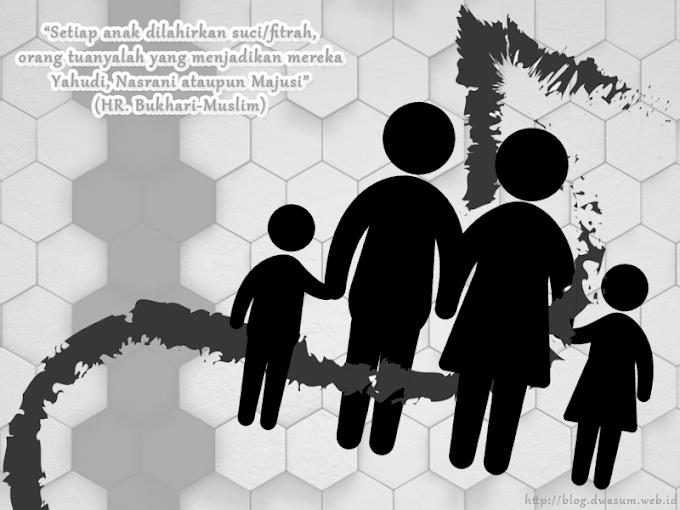 Busur Panah Pendidikan adalah Keluarga