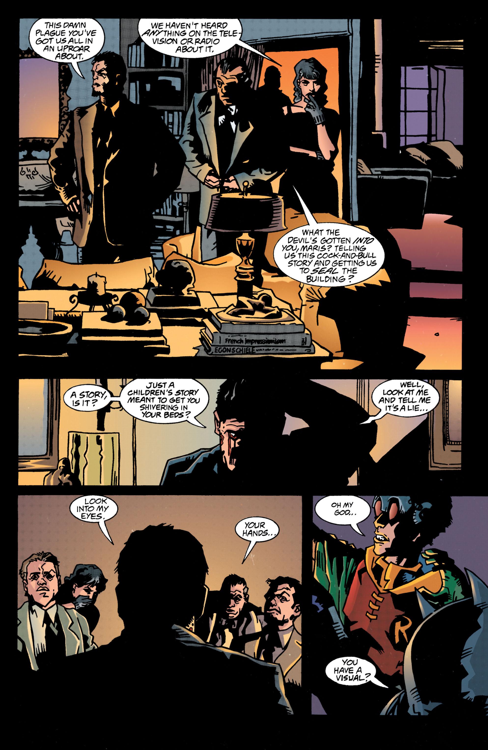 Detective Comics (1937) 695 Page 8