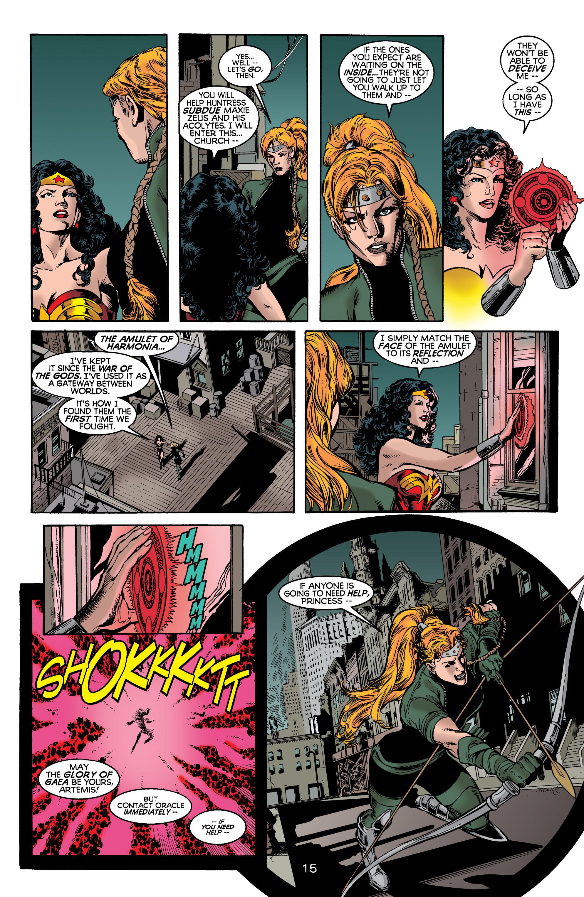 Read online Wonder Woman (1987) comic -  Issue #164 - 15
