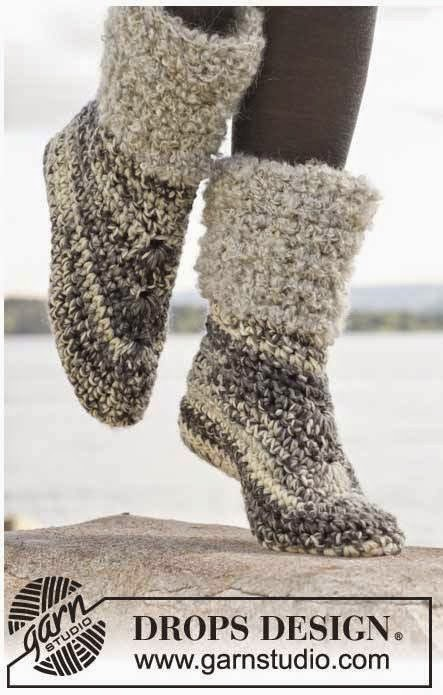 crochet boots patterns