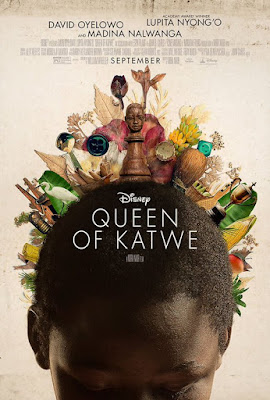 Queen of Katwe Poster Film