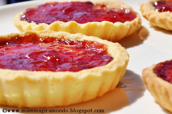 how to make jam tarts video