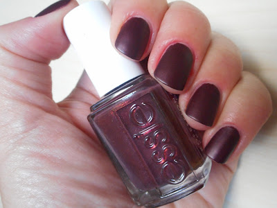 Essie Ready To Boa with matte finish