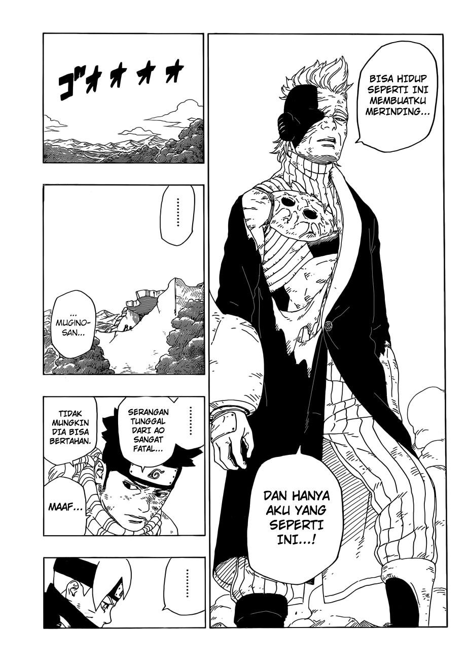 Manga Boruto Chapter 20 Bahasa Indonesia