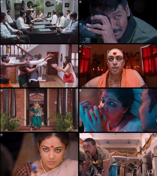 Kanchana 2 (Muni 3) 2016 Hindi Dubbed 480p HDRip