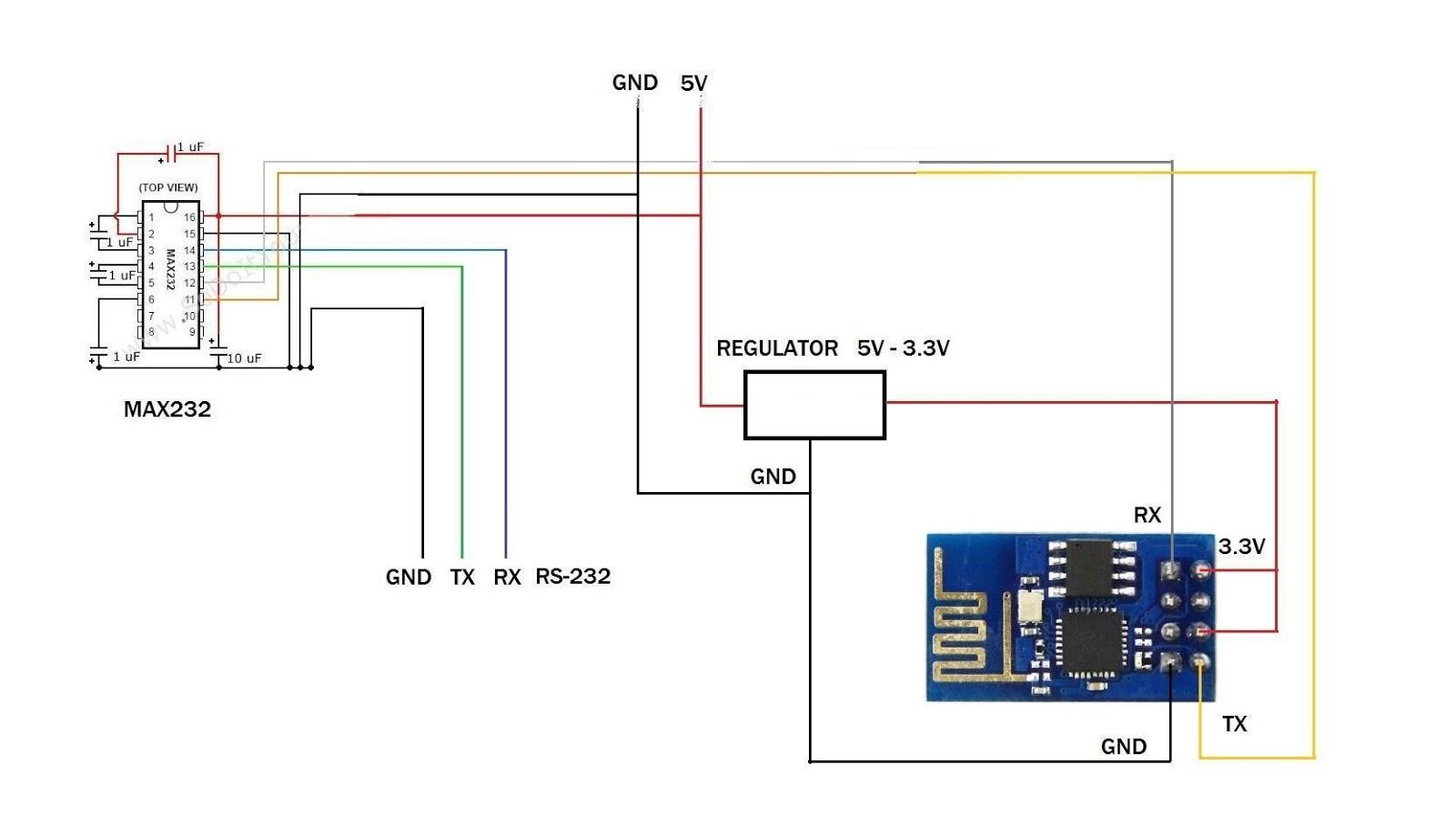 Tolle Modbus Rs485 Schaltplan Bilder - Schaltplan Serie Circuit ...