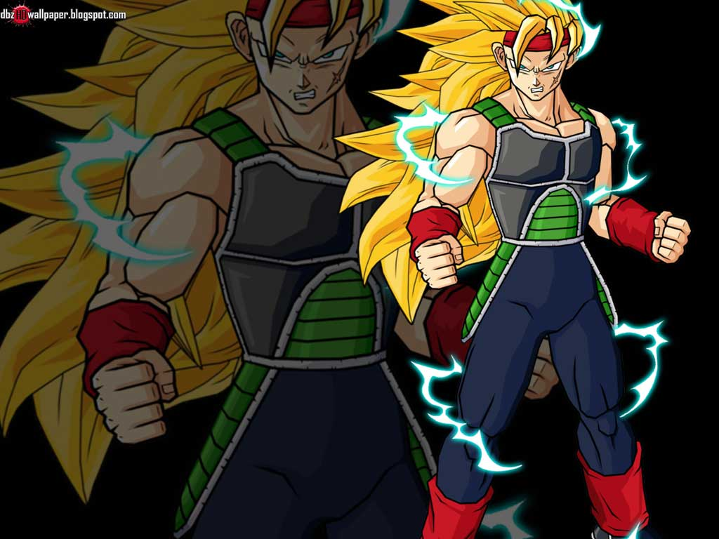 Dragonball Wallpapers Bardock Super Saiyan 3 004