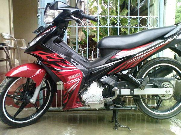 Yamaha Jupiter MX CW  FERRARI