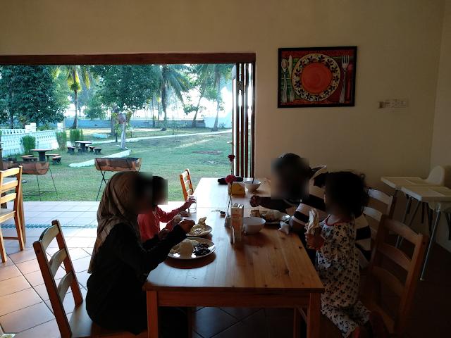 Hotel menarik di Cherating cuti dengan anak-anak