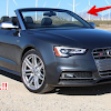 2017 Audi S5 Cabriolet Coupe,Convertible and Review