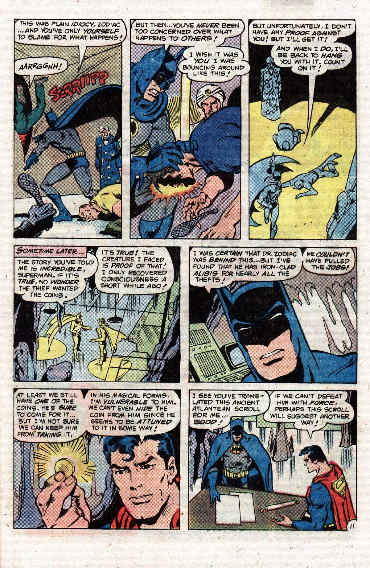 Read online World's Finest Comics comic -  Issue #268 - 13
