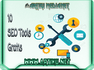 10 SEO Tools untuk optimalkan website di searc engine rank position