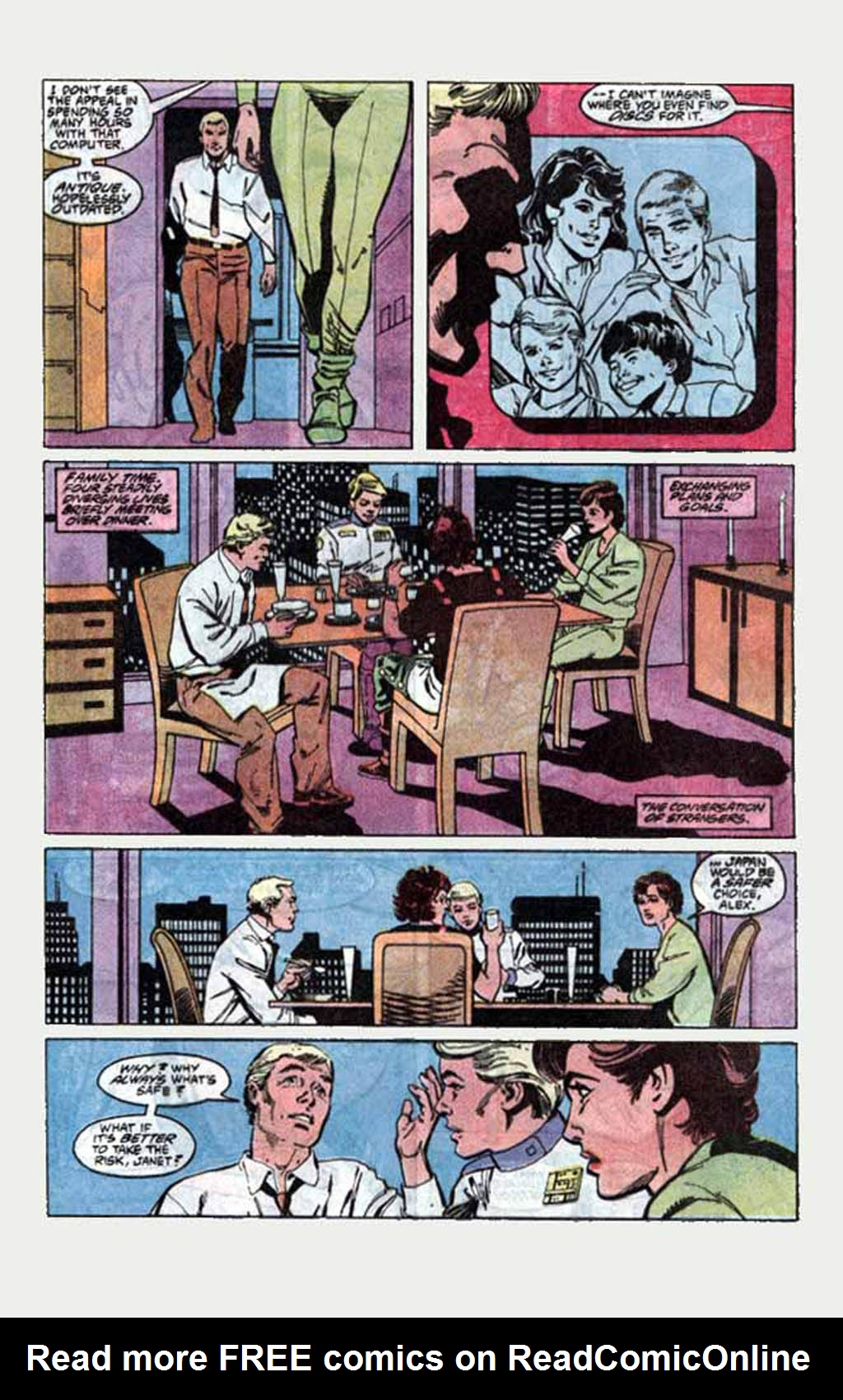 Read online Armageddon 2001 comic -  Issue #1 - 21