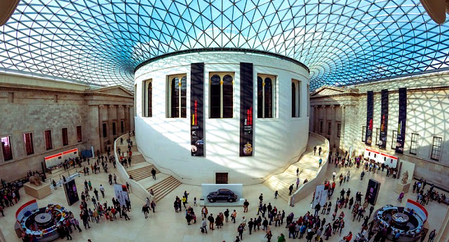British Museum, historicalspot