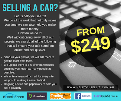 Help you sell your car