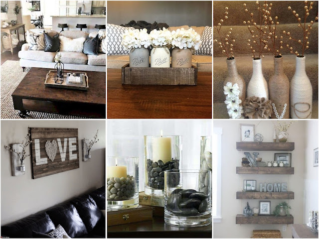 Handicrafts For Decorating Living Rooms
