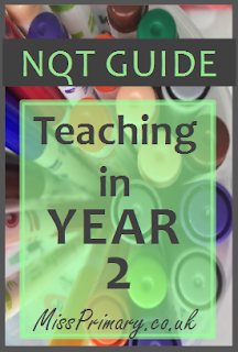 Advice for newly qualified teacher on year 2 teaching