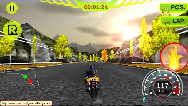 تحميل لعبة سباق موتوسيكلات Motoracing مجانا برابط مباشر