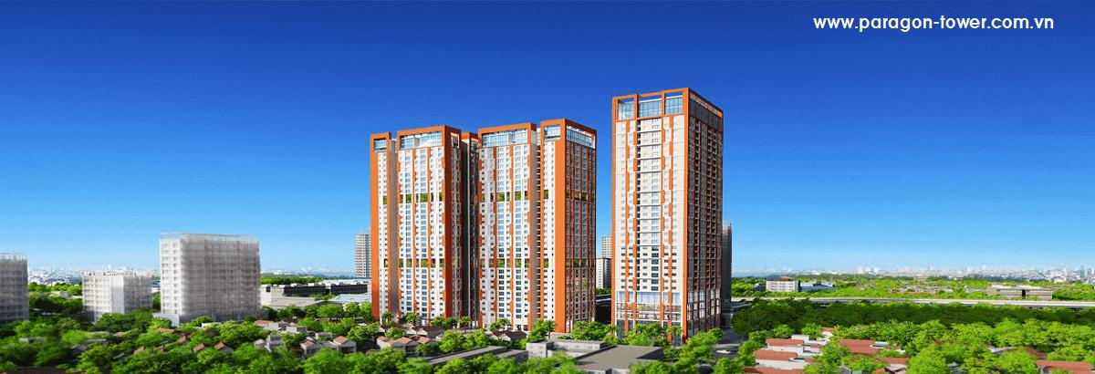 Hà Nội Paragon Tower