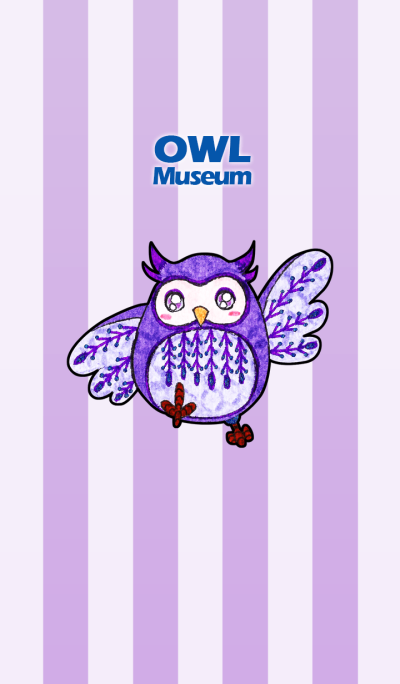 OWL Museum 64 - Happy Owl