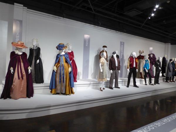FIDM Museum movie costume exhibition