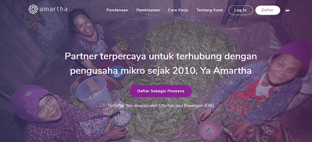 Amartha-P2P-Lending-Indonesia