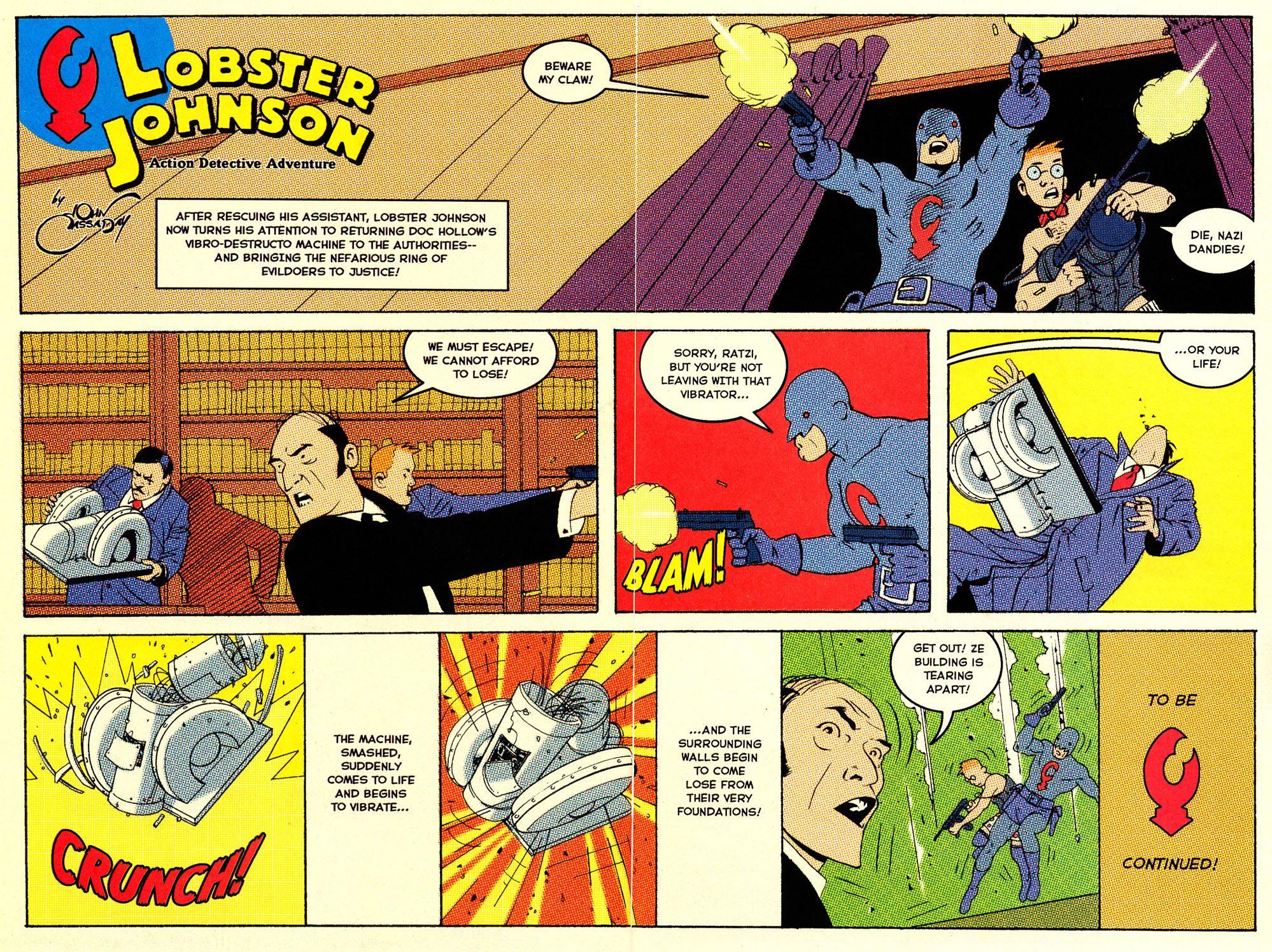 Read online Hellboy: Weird Tales comic -  Issue #6 - 26