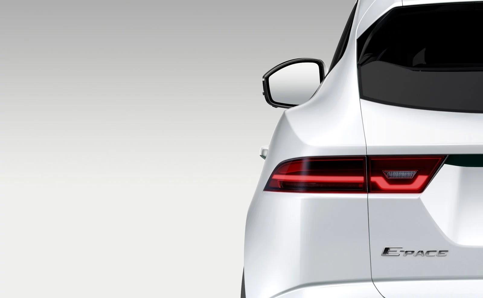 Jaguar E-Pace mới 2019