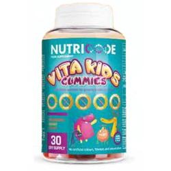 30 Gomas Multivitamínicas Para Crianças