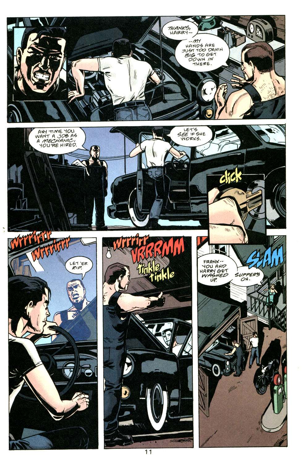 Read online American Century comic -  Issue #9 - 12