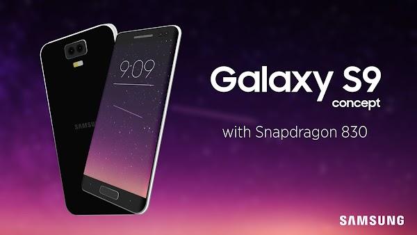 Samsung Galaxy S9 , Ram 6 Gb dan 4 Kamera